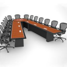 Heil Trailer Conference Table