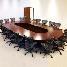 World Bank MC12 Boardroom Conference Table