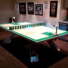 Hurricane Billiards Conference Table