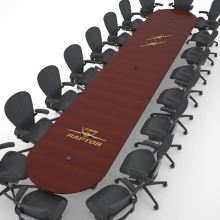 Lockheed Martin – Raptor Conference Table