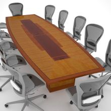 Telemus-Unbuilt Conference Table
