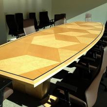 Cube Smart Boardroom Conference Table