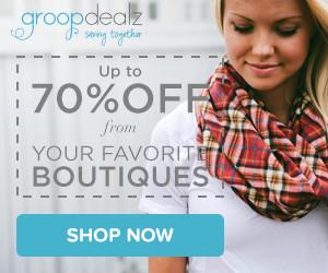 Groopdealz - Get 70% OFF!
