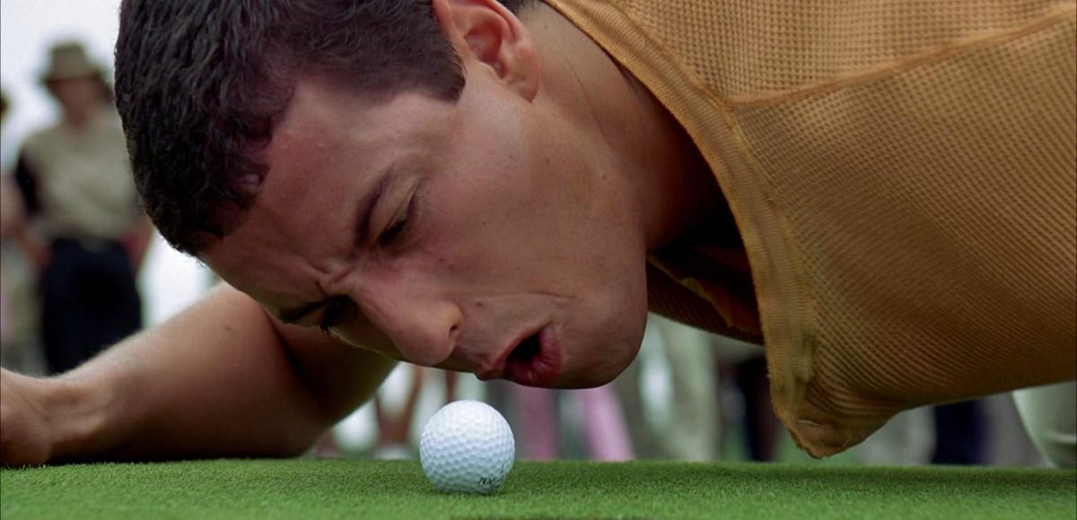 Happy Gilmore Best Comedies of the 90s