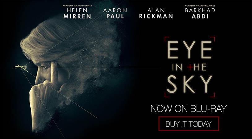 Eye in the Sky Blu-Ray