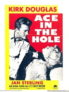 Written by Waleter Newman, Lesser Samuels and Billy Wilder Directed by Billy Wilder U.S.A., 1951