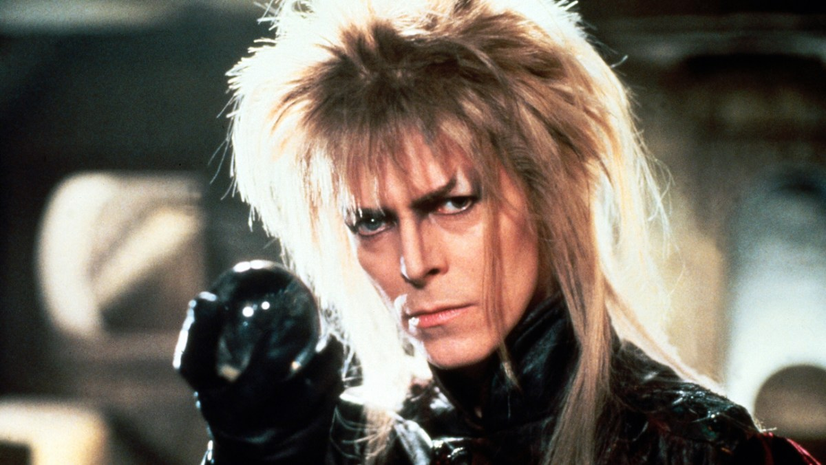Labyrinth (1986)  Directed by Jim Henson Shown: David Bowie