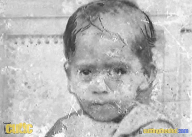 Infant Kishore Kumar
