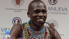 William líder Massai
