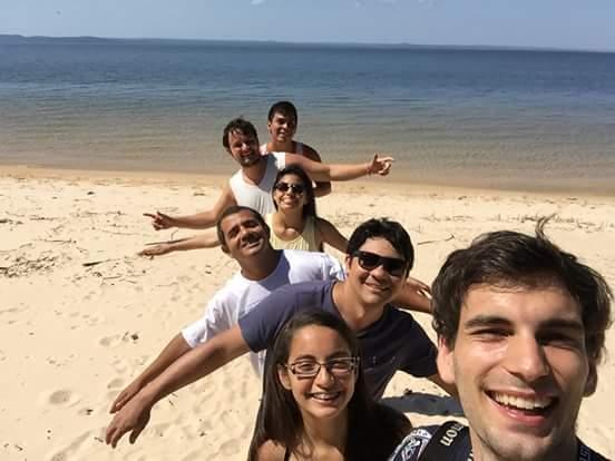 Experiências Magis Amazônia realizada em Santarém