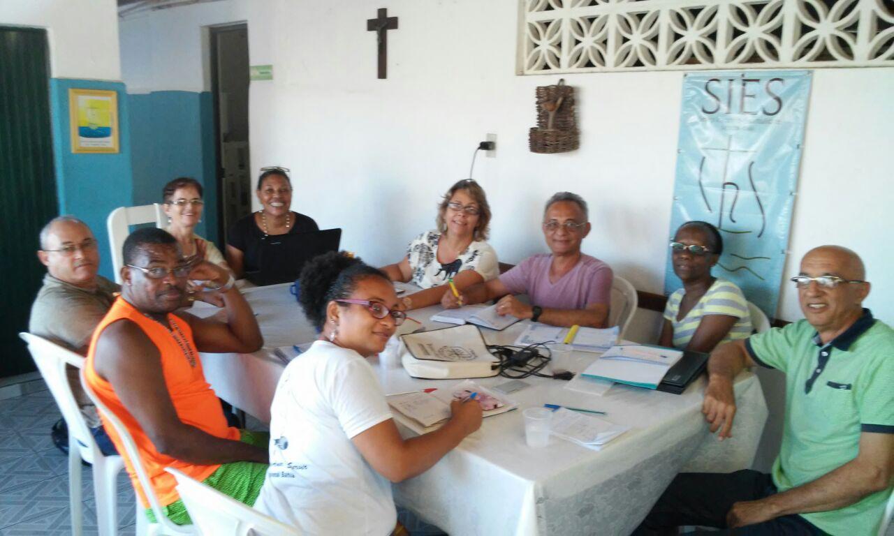 Reunião do CER - Regional Bahia - Preparação para Assembleia Regional 2016