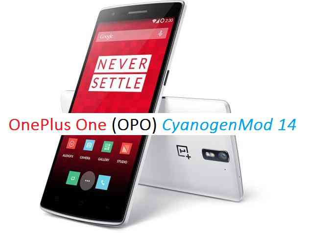 How to Update OnePlus One CM14 (CyanogenMod 14) Nougat 7.0 ROM