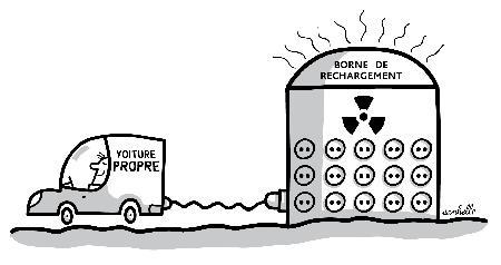Energie : l'Etat veut plus de voitures nucléaires en