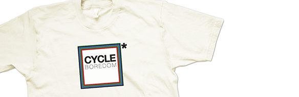 Cycleboredom Asterisk Shirt - PDM Edition (tmb)
