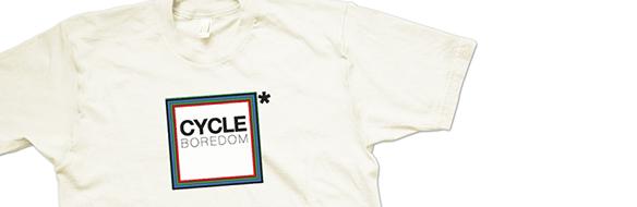 Cycleboredom Asterisk Shirt - PDM Edition (tmb)