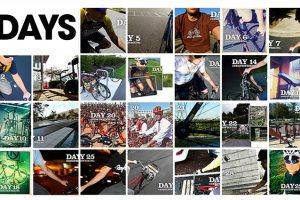 Cycleboredom   #30DaysofBiking - All 30