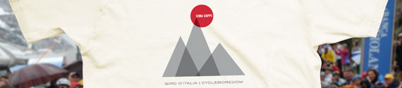 Cycleboredom | Giro Cima Coppi Shirt