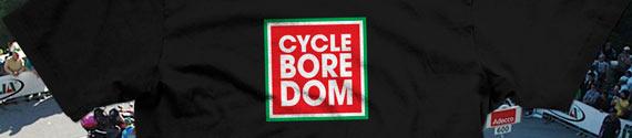 Cycleboredom | Italian Boredom Remix Shirt