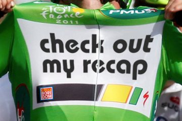 Cycleboredom | Yet Another Post-Tour de France Recap