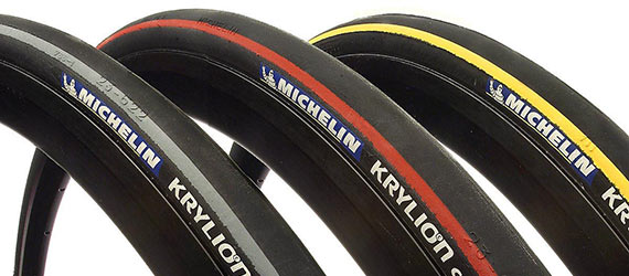 Cycleboredom | Michelin Krylion Tires