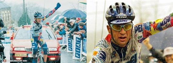 Cycleboredom | RETROFETISH: The Colnago C40 - La Flèche Wallonne 1999