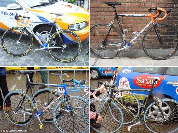 Cycleboredom | RETROFETISH: The Colnago C40 - More Shots