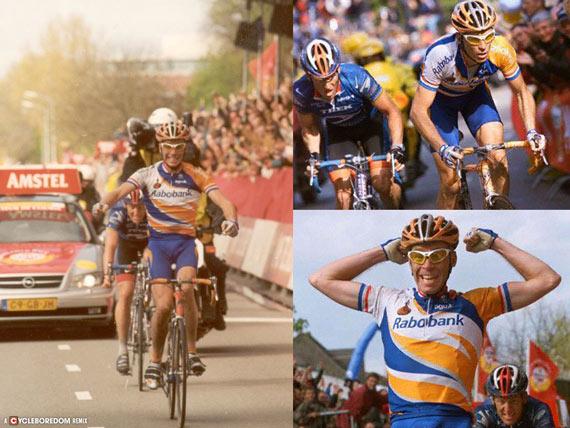 Cycleboredom | RETROFETISH: The Colnago C40 - Amstel 2001