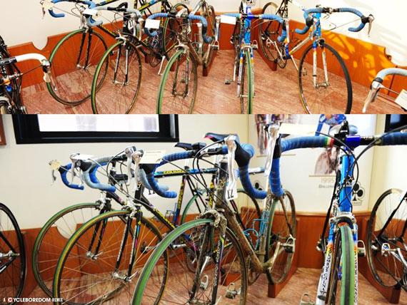 Cycleboredom | RETROFETISH: The Colnago C40 - Muddy Roubaix Winners