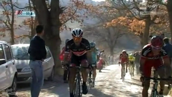 Cycleboredom   Screencap Recap: Montepaschi Strade Bianchi - Fabs Attack