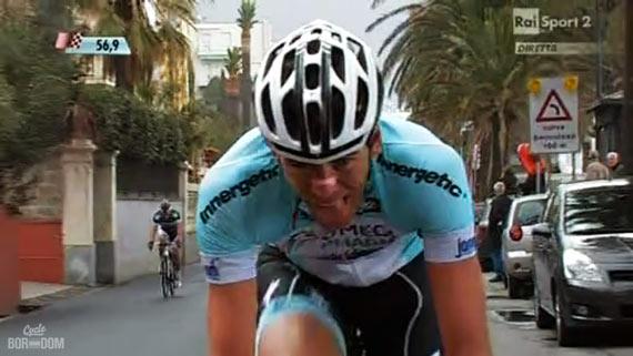 Cycleboredom | Screencap Recap: Milan-San Remo - Stijn And The Tongue