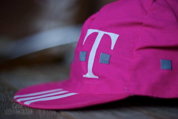 Cycleboredom | Retrofetish: 2002 Team Deutsche Telekom Biretta