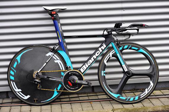 Cycleboredom | Le Tour Microdose: Prologue Kickoff - Bianchi Crono