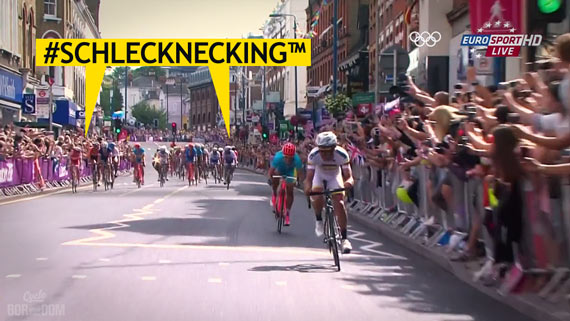 Cycleboredom | Screencap Recap: Men's Olympic Road Race - #SCHLECKNECKING