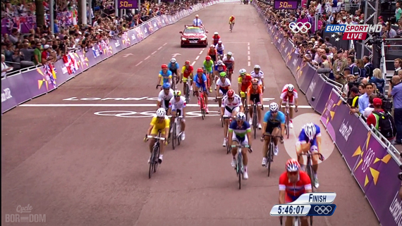 Cycleboredom | #LOLympics Road Race - Taylor Gutted