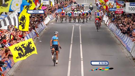 Cycleboredom | Screencap Recap: #Limburg2012 - De Look