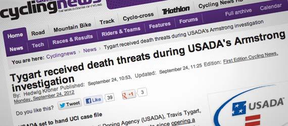 Cycleboredom | Microdose: Le Combat de Dopage - Death Threats