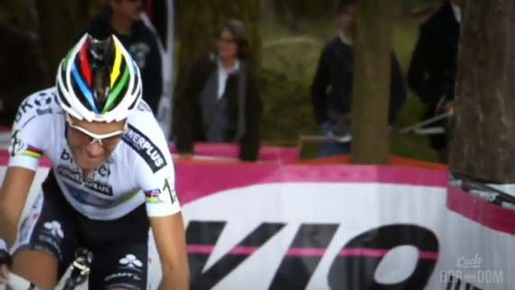 Cycleboredom | Screencap Recap: 2012 Cyclocross Bosduin Kalmthout - Neils Ain't Fat