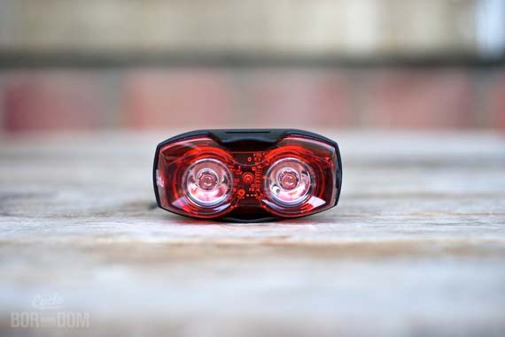 Cycleboredom | WIR: Portland Design Works Danger Zone™ - The Light