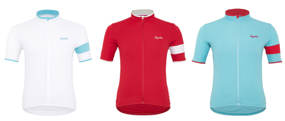 What I'm Riding: Rapha Super Lightweight Jersey - Cycleboredom - Tre Maillot
