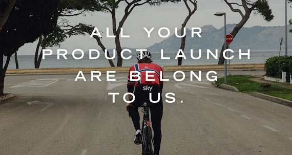 Rapha/Team Sky Kit/Product Launch | Cycleboredom - AYPLABTU