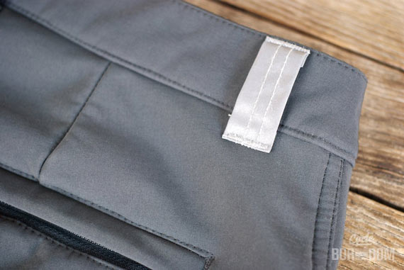 What I'm Riding: swrve Softshell Trousers | Cycleboredom - Reflective Belt Loop