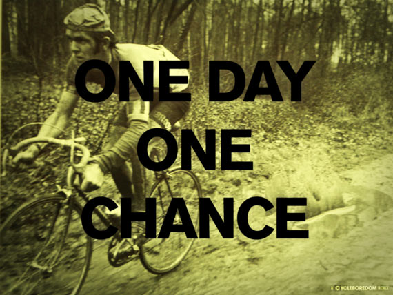 Remix: Roger De Vlaeminck - One Day One Chance