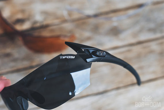 First Look: Tifosi Optics Podium - Switching