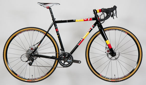 Cross is Boss from Honey Bicycles