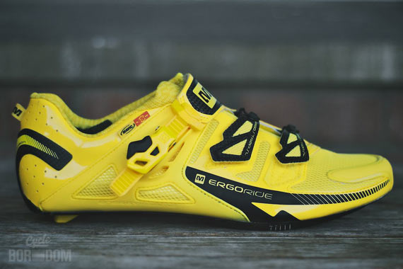 First Look: Mavic Zxellium Ultimate Shoes