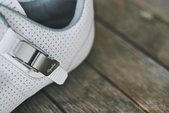 First Look: Rapha Grand Tour Shoes - Micro Buckle