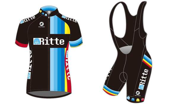 "Kit of the Week: Ritte Special Edition ""8-Bit"" Jersey & Bibs"