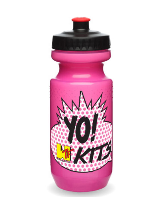 Bidon Of The Week: YO! @WTFKits BCA Pink