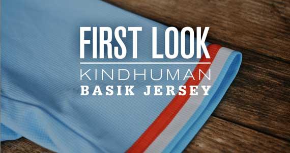 First Look: KindHuman Basik Jersey