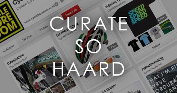Curate So Haard: Yeah, Boredom's On Pinterest